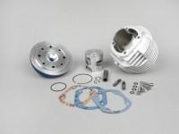 Cilindro -PARMAKIT 130cc SP09- Vespa PV125, ET3 125, PK125