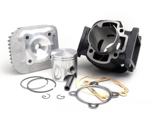 Zylinder -DR 70 ccm Evolution- Minarelli AC (vertikal) - BOOSTER, BUMP50, BWS50, SLIDER50, SPY, SR50 (-1994), STUNT, ZUMA50, AMICO