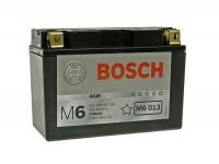 Batterie -Wartungsfrei BOSCH YT9B-BS- 12V 9Ah -150x70x105mm (inkl. Säurepack)