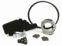 Sevice kit -PIAGGIO- Piaggio Zip 50cc Cat. 4-stroke (LBMC25C, ZAPC25)