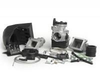 Kit carburateur -MALOSSI 2 goujons, 25mm Dellorto PHBL, boite à clapets- Vespa PK S