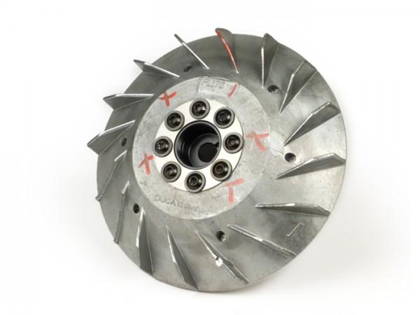 Flywheel (B-stock) -BGM Pro Electronic 1750g- Vespa PK S, V50, ET3, PV, tapered cone
