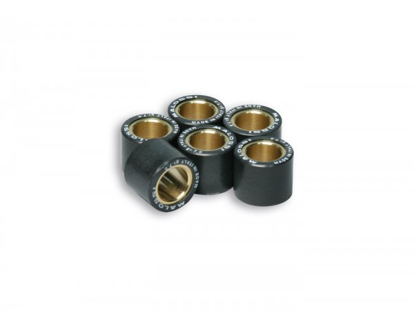 Gewichte -MALOSSI 16x13mm-  6,00g