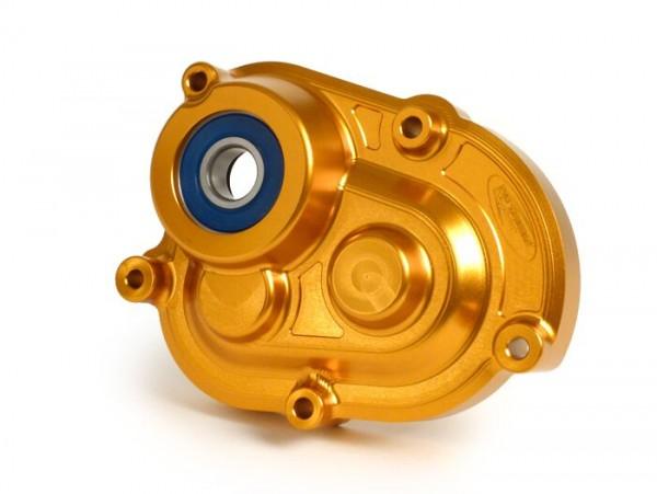 Getriebedeckel -PM TUNING- Gilera Runner FX125/FXR180, Aprilia SR125, Italjet Dragster 125/180, Piaggio Hexagon LX125/LXT180, TPH 125XR