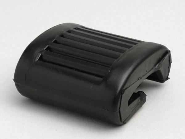 Goma pedal arranque -LAMBRETTA- Lambretta LI (series 1-3), LIS, SX, TV (series 1-3), DL, GP - negro