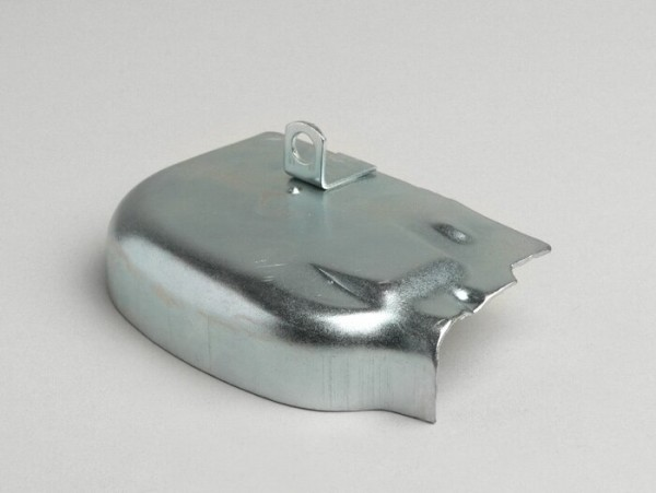 Gear selector box cover -OEM QUALITY- PX, Cosa 1° Serie - Zink plated