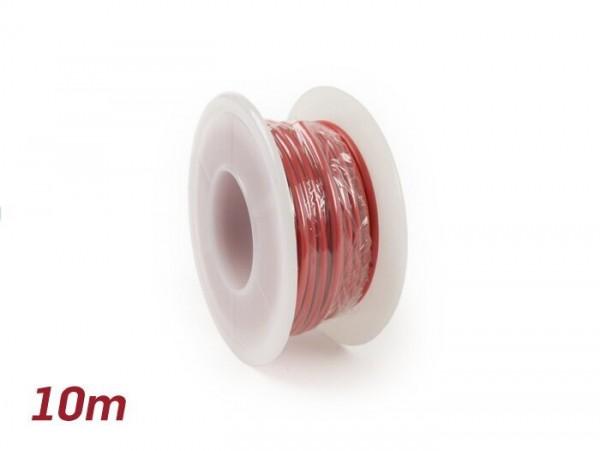 Elektrokabel -BGM ORIGINAL 2,0mm²- 10m - Rot