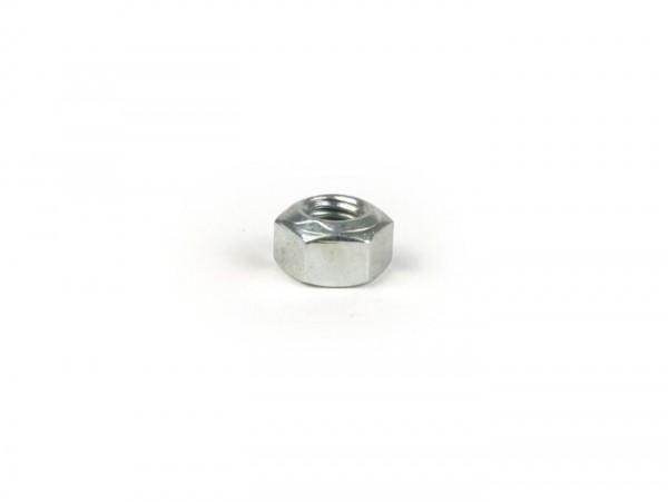 Self-locking nut -similar to DIN 980- M6 (used for lever screw Vespa PK S, PK XL)