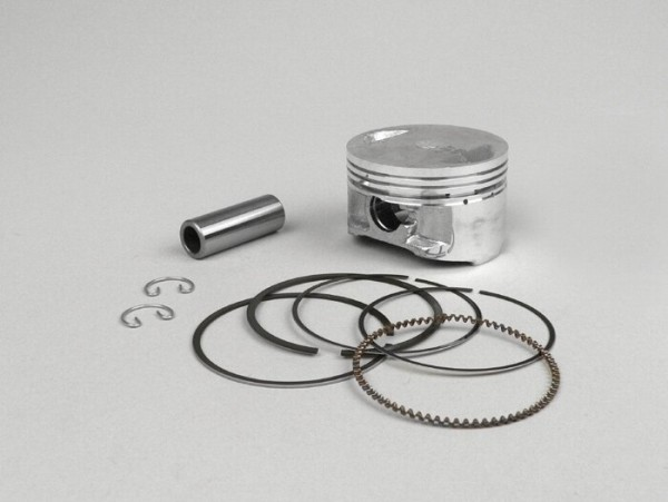 Kolben -AIRSAL 165 ccm Aluminium- GY6 (4-Takt) 125-150 ccm (152 QMI, 157 QMJ)