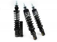 Stoßdämpfer-Set -BGM PRO SC/F16 COMPETITION - Vespa GT 125-200, GTL 125-200, GTS 125-300 (-2013), GTV 125-300 - schwarz