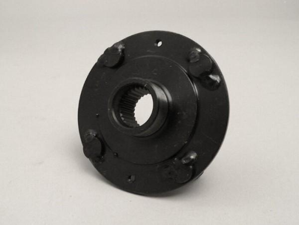 Rear brake hub -VESPA- VNB3T-VNB6T, VBB1T  (71001-), VBB2T