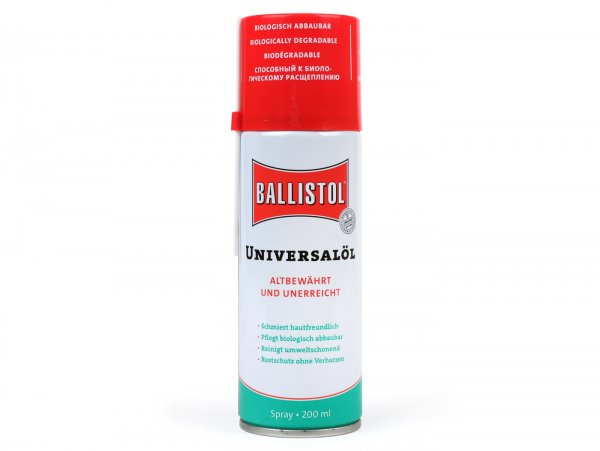 Sprühöl Universal -BALLISTOL- Spray, Multifunktionsöl - 200ml