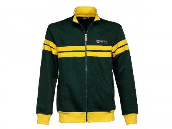 """Hoodie -VESPA """"Racing Sixties""""- grün  XL"""