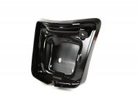 Tail light frame -MOTO NOSTRA MKII- Vespa GTS, GTS Super 125-300cc (2014-, facelift) - shiny black
