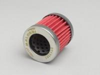 Ölfilter -MALOSSI Red Chilli- Piaggio 125 ccm (1. Generation) - ET4 125, HABANA125, LIBERTY125, MOJITO125, SFERA125, TORPEDO125
