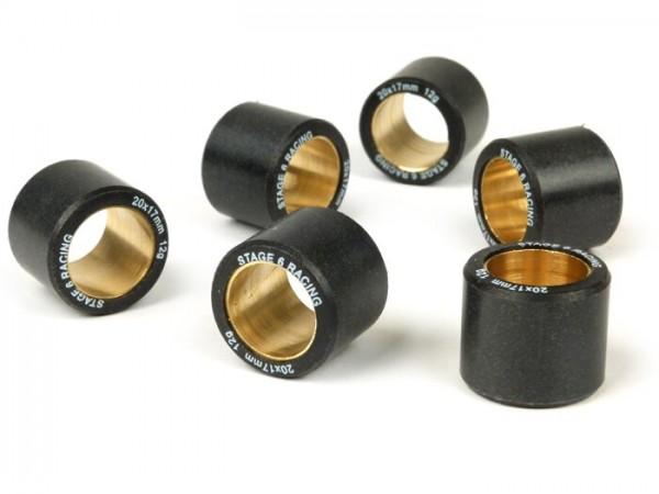 Gewichte -STAGE6 20x17mm- 12,0g