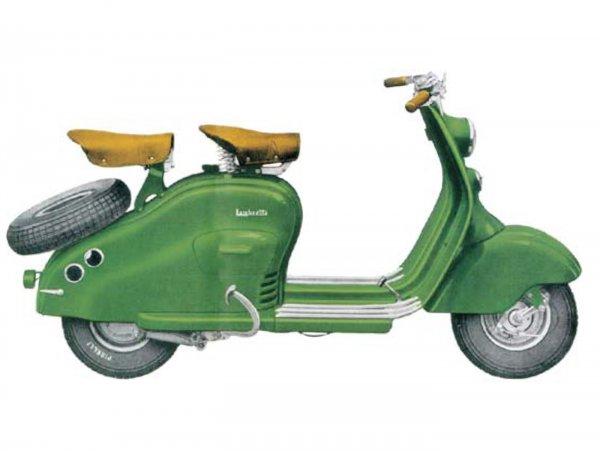Lambretta (Innocenti) LC 125