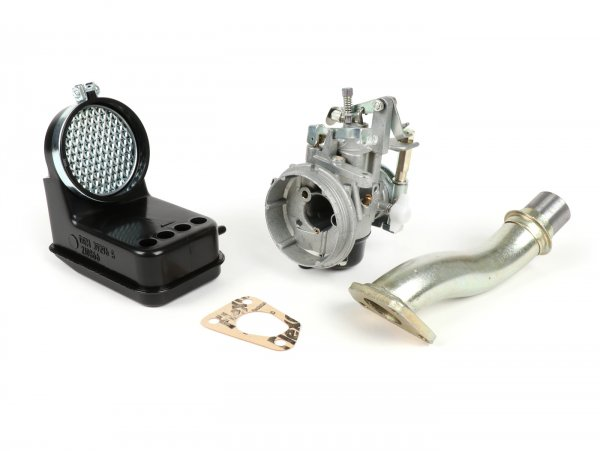 Kit carburador -DELLORTO 3 agujeros, 20/20mm SHB- Vespa PK XL2