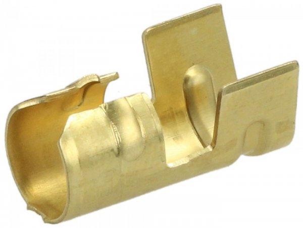 Kabelschuh für Zündkabel / Zündspule -PIAGGIO- Vespa GT 250 (ZAPM45102), Vespa GTS 250 (ZAPM45100, ZAPM45101), Vespa GTS 300 (ZAPM45200, ZAPM45202, ZAPMA3300), Vespa GTS Super 125 (ZAPM45300, ZAPM45301), Vespa GTS Super 300 (ZAPM45200, ZAPM45202, ZAP