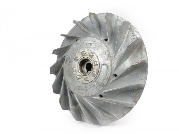 Volante magnético -PIAGGIO (NOS) 3000g- Vespa PX80, PX125 - sin Elestart (se adapta también a la Vespa PX/PE200)