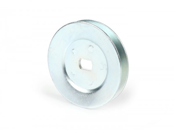 Front half-pulley -CIF- Vespa Ciao, SI, Bravo - Ø=70mm