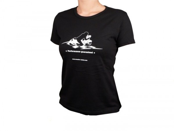 T-Shirt -Lambretta Performance Guaranteed- women - L (40)