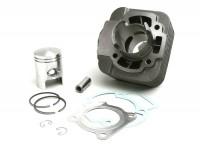 Zylinder -BGM ORIGINAL 50 ccm- Piaggio AC 2-Takt