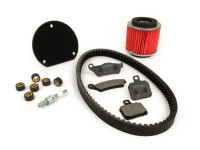 Kit revisione -RMS- Yamaha Majesty 125 (2006-2009)