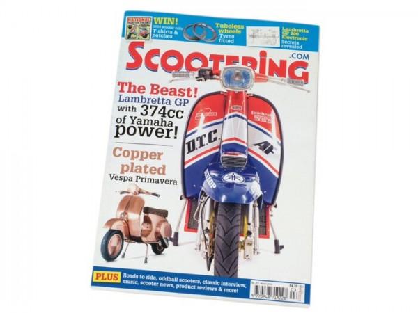 Scootering - (357) März 2016