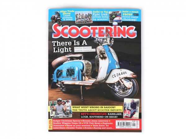 Scootering - (391) gennaio 2019