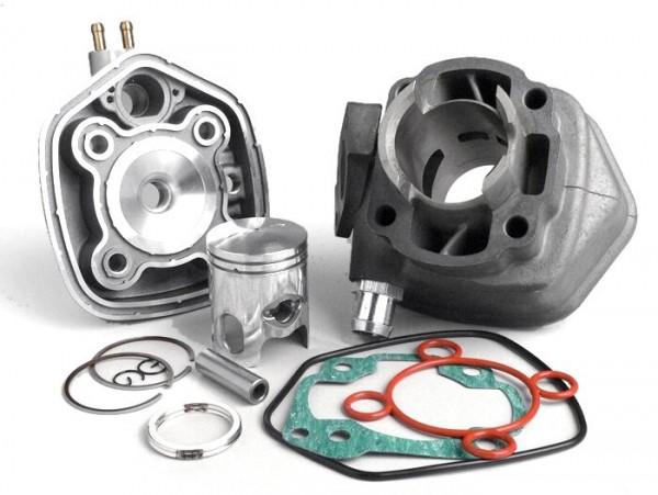 Cylinder kit -BGM ORIGINAL 50 cc aluminium- Minarelli LC