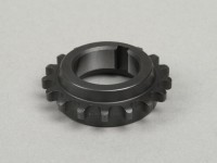 Timing chain sprocket crankshaft -PIAGGIO- Piaggio Hiper 4 50-100 cc