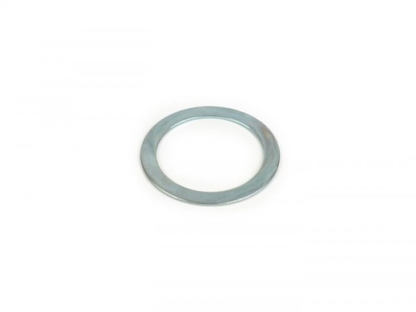 Washer -PIAGGIO- 22,4x29,0x0,75mm (used as spacer for gear change twist grip Vespa PK XL2)