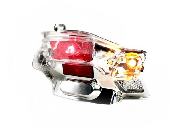 Tail light -BGM STYLE smooth lens- Yamaha BW NG