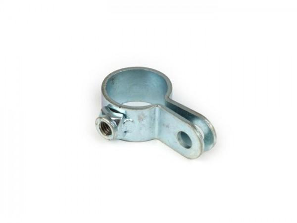 Abrazadera para terminal tubo escape -BGM PRO Clubman V1.0-V4.0- Lambretta serie 1-3