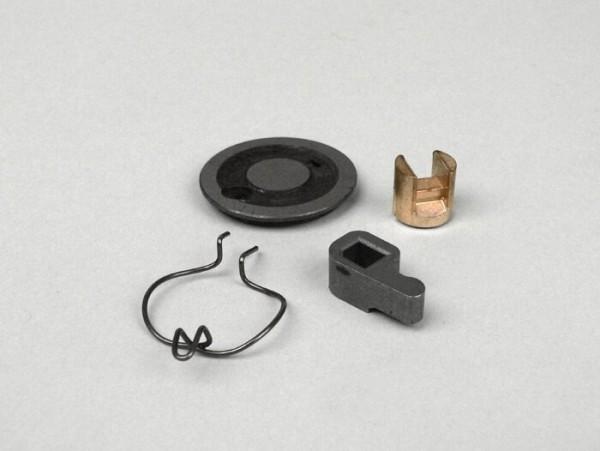 Kupplungsandruckplatten-Set -OEM QUALITÄT- Vespa PX80, PX125, PX150, Sprint150 (VLB1T), TS125 (VNL3T), GT125 (VNL2T), GTR125 (VNL2T), Super, VNA, VNB, VBA, VBB