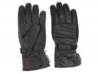 Gloves -SCEED 42 Start- leather with mambrane, black - 06