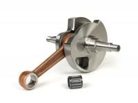 Albero motore -TAMENI Racing (valvola rotante)- Vespa PX80