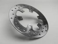 Brake disc -PIAGGIO Ø240/105/4mm 6o- Gilera Runner 125-200cc (2006-) (f), Fuoco 500cc (f), Piaggio MP3 125-400cc (f)