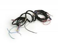 Mazo de cables -VESPA- Vespa 150 VBA1T (76050-), VBB1T (-71000), VGLA, VGLB - claxón CA