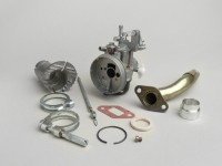 Kit Carburatore -DELLORTO 2-buci, 16/16mm SHB- Vespa PK50 S