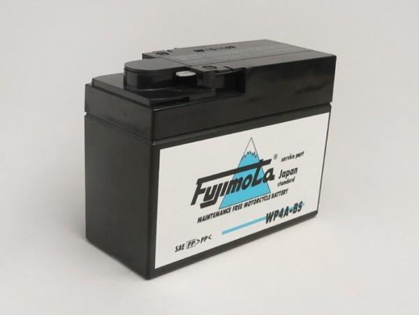 Battery -YTR4A-BS- 12V 2,3Ah - 114,3x48,2x85,8mm - Honda Bali 50, SJ50, AF32, SJ 50, X8R, SZX, SFX50