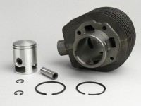 Cylinder -PIAGGIO 125 cc 3 Ports- Vespa PX125, GTR125 (VNL2T), TS125 (VNL3T)