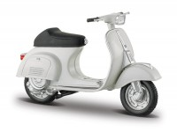 Model -MAISTO 1:18- Vespa 50 Special (1969) - light grey