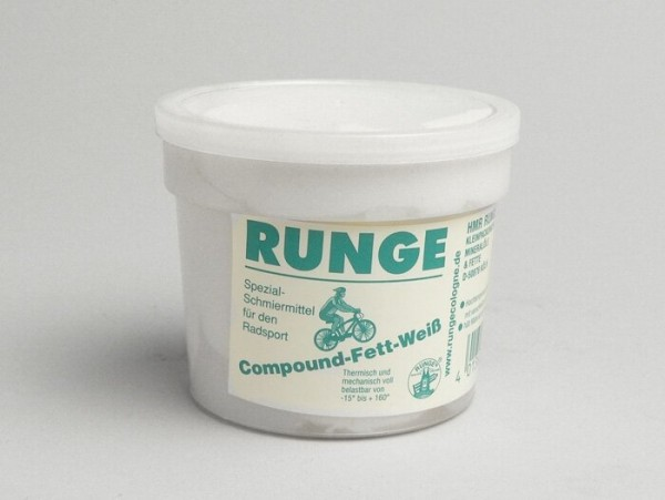 Compoundfett -RUNGE- 150ml