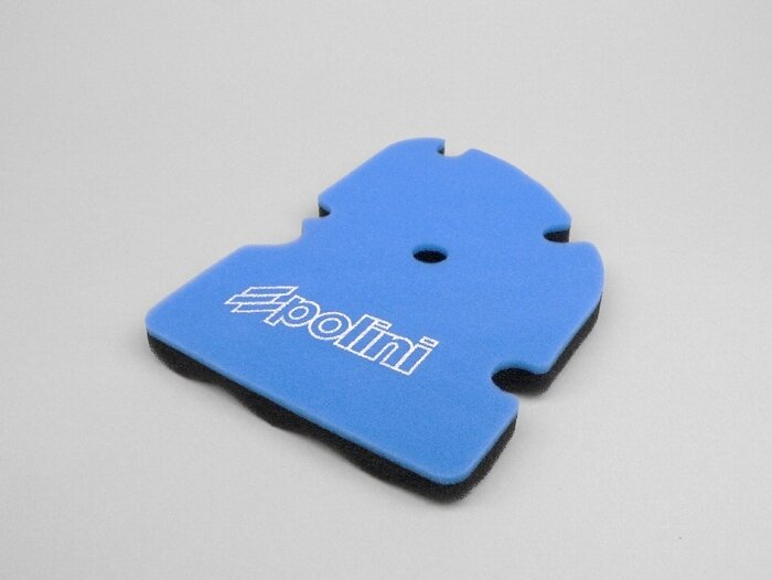 ; Vespa GTS Polini Air Filter Blue Scooter Part