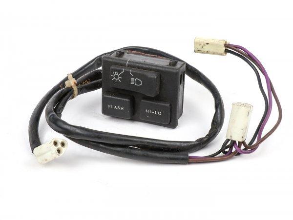Interruptor luz -LML- PK Sensation (similar a PK XL2)
