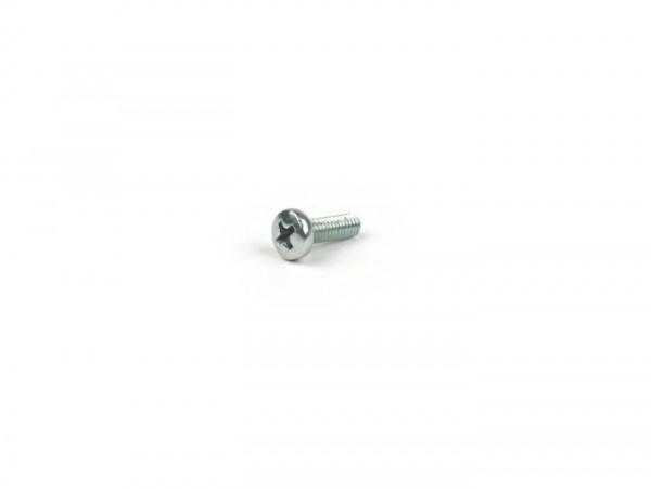 Tornillo -DIN 7985- M4x12mm (para starter automático chapita de enganche)