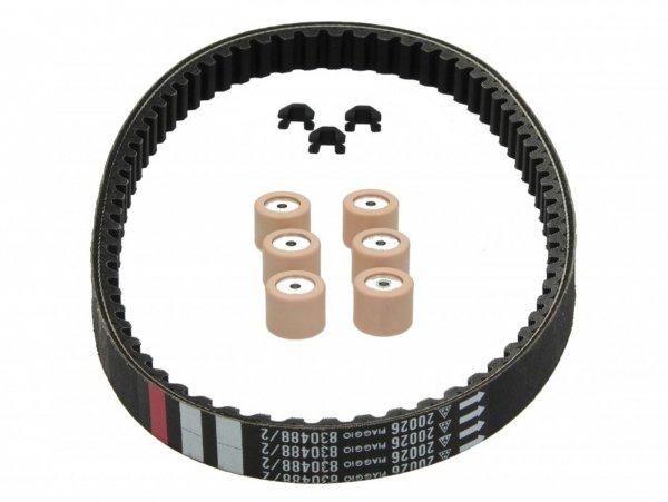 Inspektionskit -PIAGGIO, V-Belt Smart Kit- Vespa LX 50 (ZAPC38101), Piaggio Zip II 50 (ZAPC250000100001)