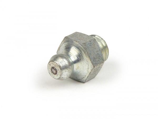 Schmiernippel -DIN 71412- M8 x 1,25 - Schlüsselweite 11mm